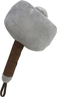 Marvel Thor Hammer Mjolnir Plush Pillow Buddy