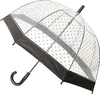 Smartbulle フランスのブランド 子供 透明傘 長傘 ジャンプ傘 おしゃれ ドーム型 高強度グラスファイバー採用 梅雨対策 バブルアンブレラ 頑丈な 8本骨