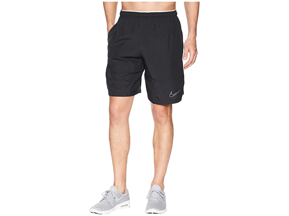 Nike Dry Shorts Untouchable Woven (Black/Light Bone/Black) Men