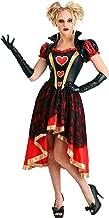 Women's Dark Queen of Hearts Costume