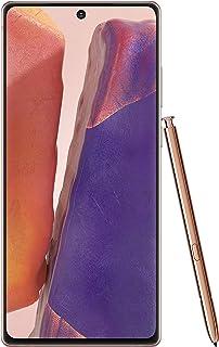 SAMSUNG SM-N981BZNWXSG Galaxy Note20 Dual SIM 256GB 8GB RAM 5G - Mystic Bronze