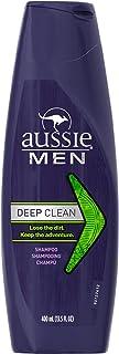 Shampoo Aussie Men Deep Clean - 400 ml