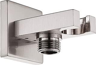 SR SUN RISE Handheld Shower Head Bracket Holder Wall Mount Concealed Installation Brushed Nickel Finish