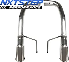 NXT Step Performance Axle Back Race Series compatible with 2015-2017 Ford Mustang GT