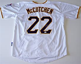 mccutchen signed jersey