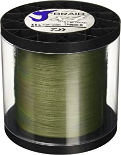 Daiwa, J-Braid x4 Braided Line, 3000 Yards, 65 lbs Tested.014