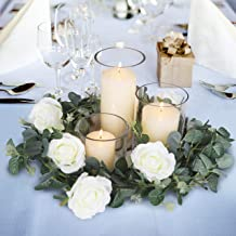Blissful Moment Eucalyptus Garland Wedding Décor Wedding Centerpieces Decorations for Tables Backdrop Arch Wall Décor