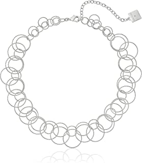 Circle Around Open Link Necklace