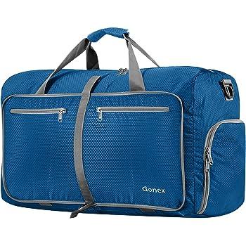 Travel Luggage Duffle Bag Lightweight Portable Handbag Sailboat Large Capacity Waterproof Foldable Storage Tote