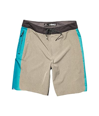 Rip Curl Kids Mirage 321 Boardshorts (Big Kids) (Charcoal) Boy