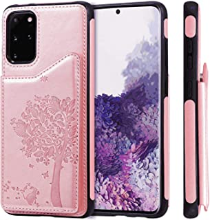 Flip Case for iPhone 11 Pro Max, rose gold PU Leather Wallet Cover (Compatible with iPhone 11 Pro Max)