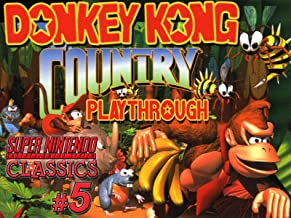 Clip: Donkey Kong Country Playthrough (SNES Classics 5)