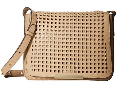 Vince Camuto Hope Flap (Naturally CA) Satchel Handbags
