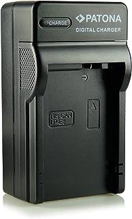 Patona LP-E8 - Cargador 3 en 1 para Canon EOS 550D 600D 650D 700D Rebel T2i Rebel T3i Rebel T4i Rebel T5i etc.