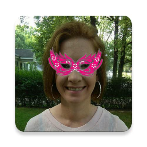 Masquerade Mask App