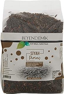 Bey-Endemik Siyah Pirinç,500 Gr