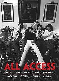 All Access: The Rock 'n' Roll Photography of Ken Regan