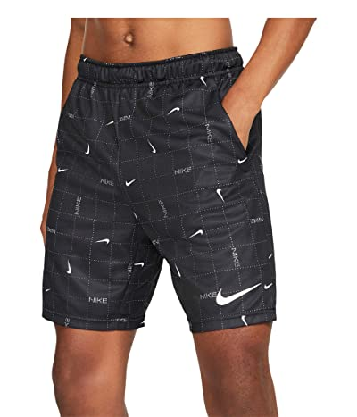 Nike Dry Shorts All Over Print SP (Black/White) Men