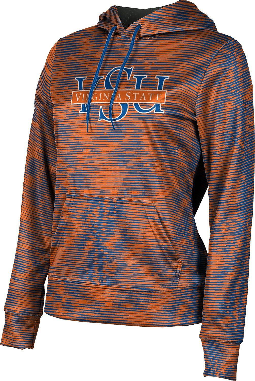 ProSphere Virginia State University Girls' Pullover Hoodie, School Spirit Sweatshirt (Velocity)