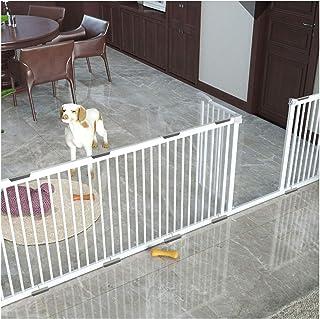 開閉式ベビーゲート ペット柵 スマートゲイト オートクローズ機能 片手で開閉スムーズ 高さ80cm 寝室/キッチン/階段