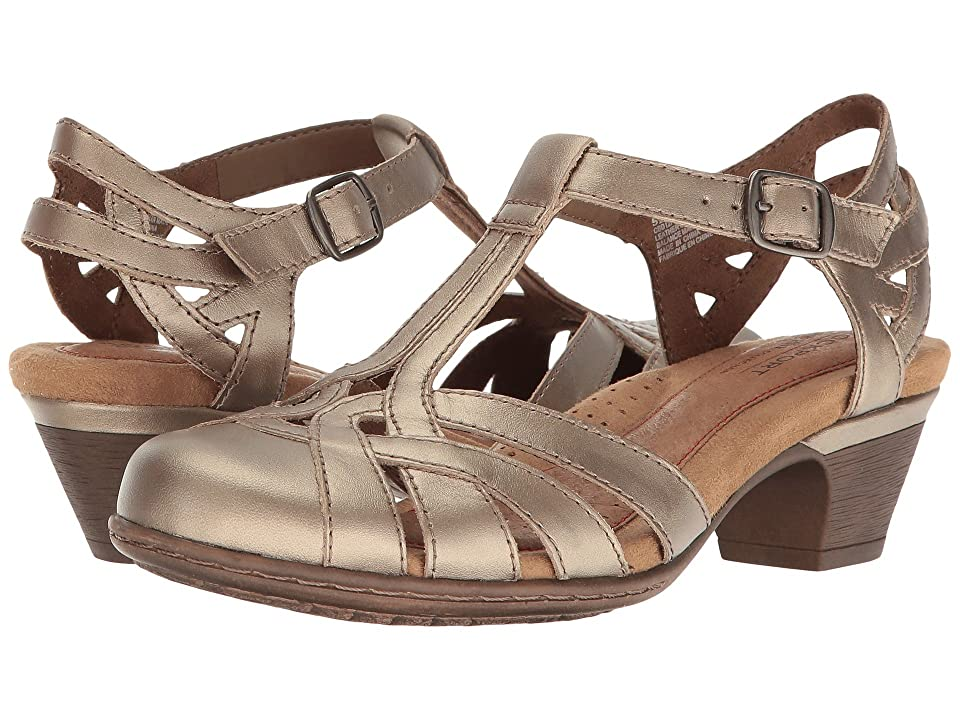 Rockport Cobb Hill Collection Cobb Hill Aubrey (Pewter Leather) Women