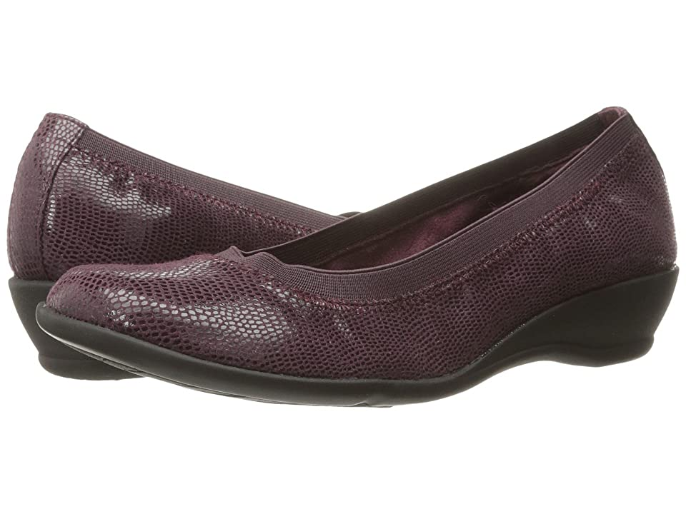 5979953a1e Soft Style Rogan (Sassafras Lizard) Women's Flat Shoes