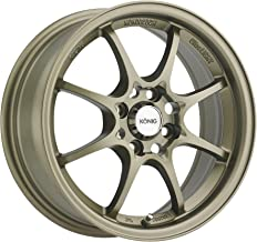 Konig Helium Bronze Wheel (15x6.5