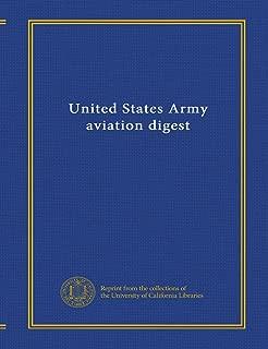 United States Army aviation digest (v.20)