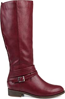 Best red leather riding boots Reviews