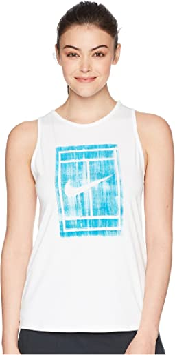 Court Tomboy Tennis Tank Top