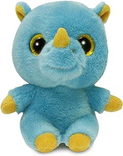 YooHoo Rino Rhinoceros Soft Toy 12cm