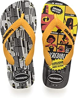Havaianas Kid's Incredibles 2 Sandal, (Toddler/Little Kid)