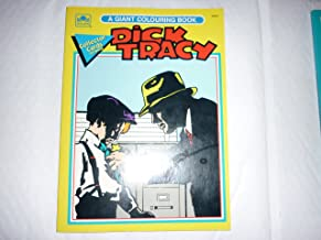 Dick Tracy (A Giant Coloring Book)