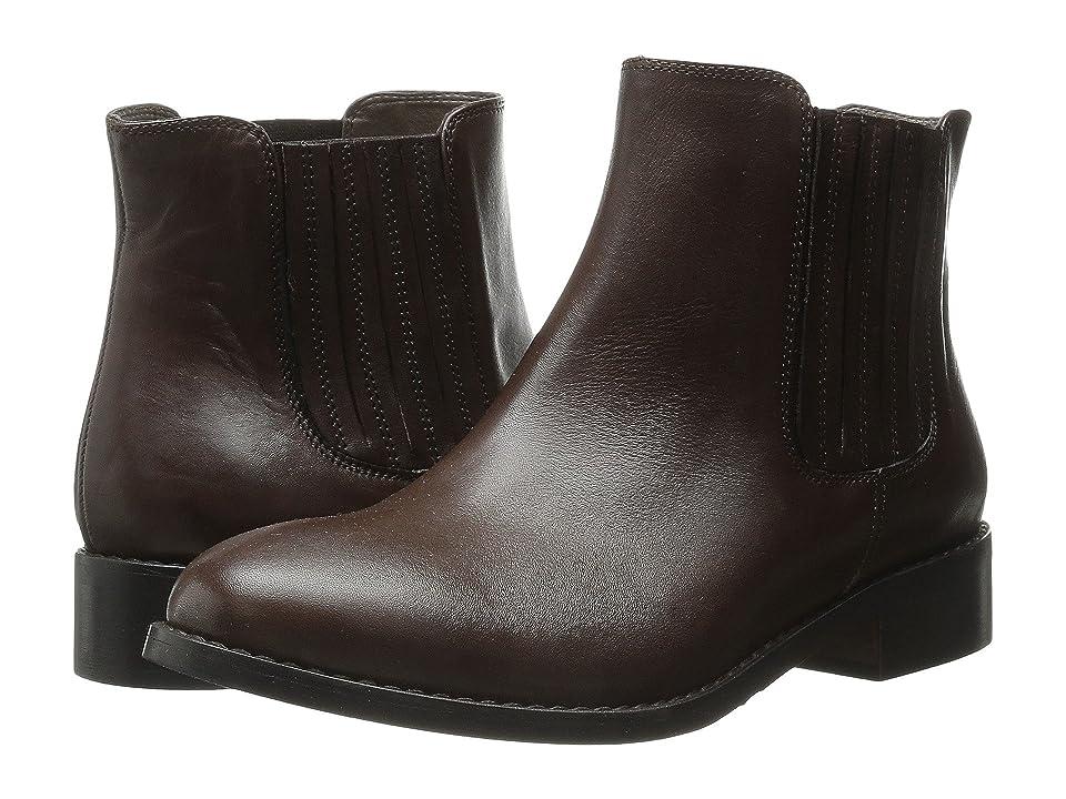 Bella-Vita Liv-Italy (Dark Brown Leather) Women