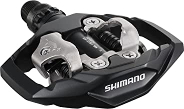 SHIMANO - Pedales SPD-M530 para Mountain Bike