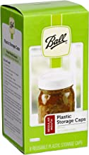 product image for Ball Regular Mouth 8 Piece Plastic Storage Caps