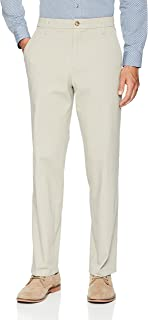 Men's Classic Fit Workday Khaki Smart 360 Flex Pants
