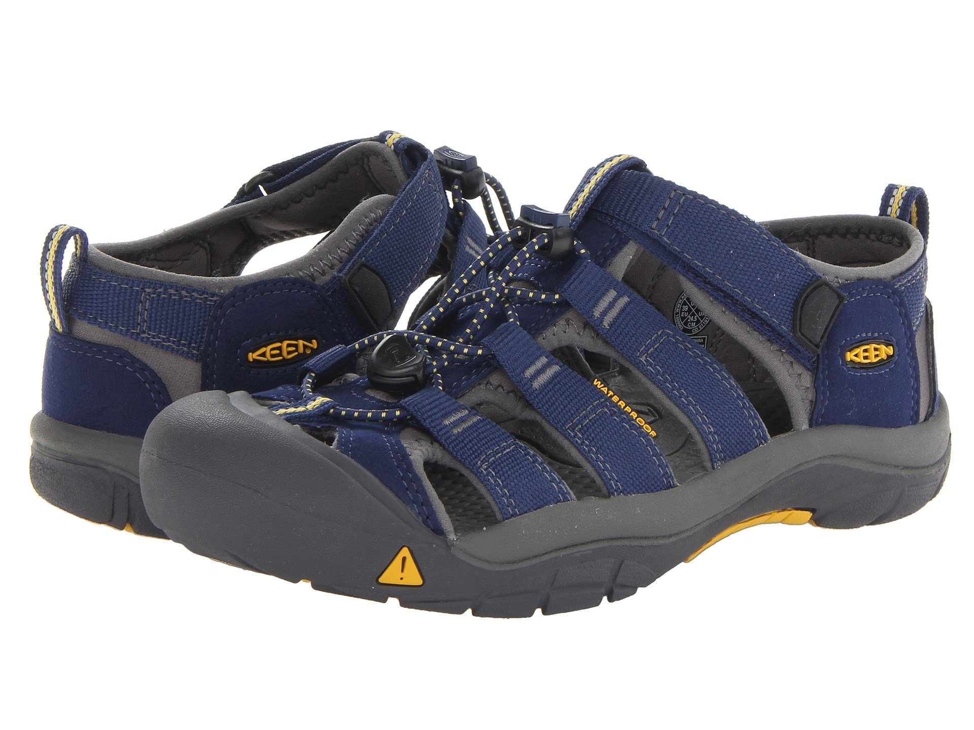 Keen Kids Newport H2 Little Kid Big Kid At Zappos Com