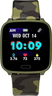 Kids Active 37mm Smartwatch with Heart Rate,...