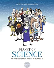Planet of Science: The Universal Encyclopedia of Scientists (English Edition)