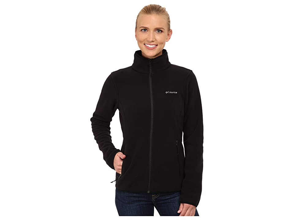 Columbia Fuller Ridgetm Fleece Jacket (Black) Women