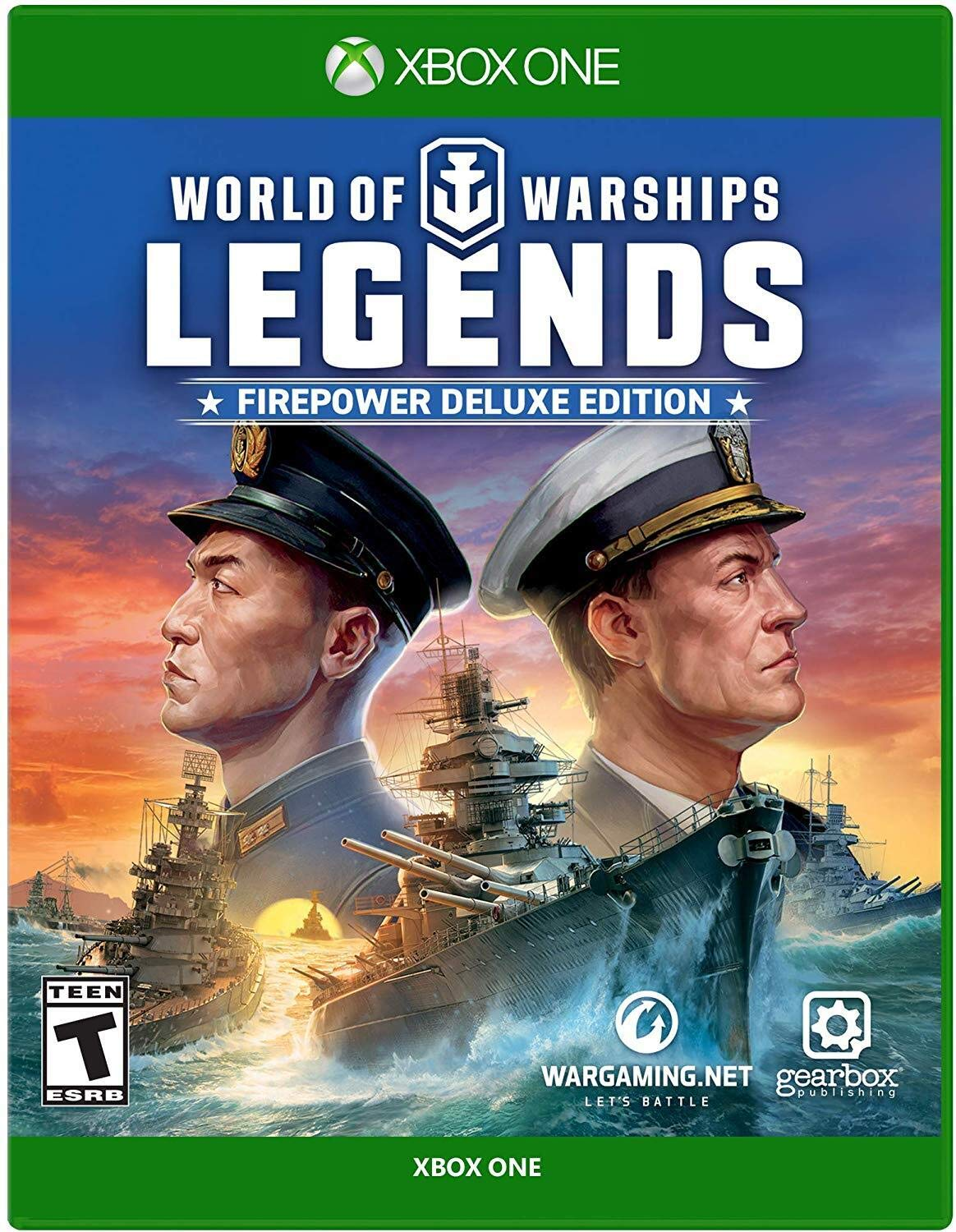 Max Gorgeous 40% OFF World of Warships: Legends Firepower Xbox Deluxe Edition - One