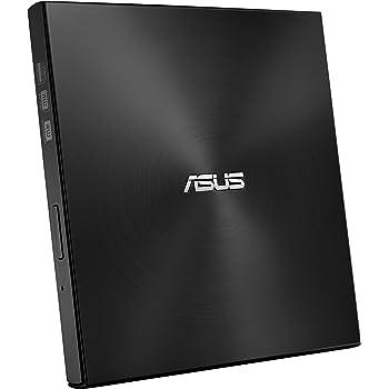 ASUS ZenDrive U7M Noir (SDRW-08U7M-U) – Graveur DVD x8 ultra-compact, compatible avec Windows et Mac OS, 2 M-DISC offerts