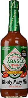 Mcilhenny Tabasco Spicy Bloody Mary Mix, 32 oz