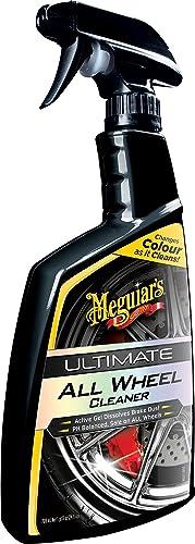 Meguiar's G180124EU Nettoyant Jantes Ultime - 709ml