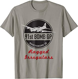 91st Bomb Group Ragged Irregulars T-shirt