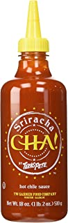 Texas Pete Sriracha Cha! Hot Chile Sauce, 18 oz