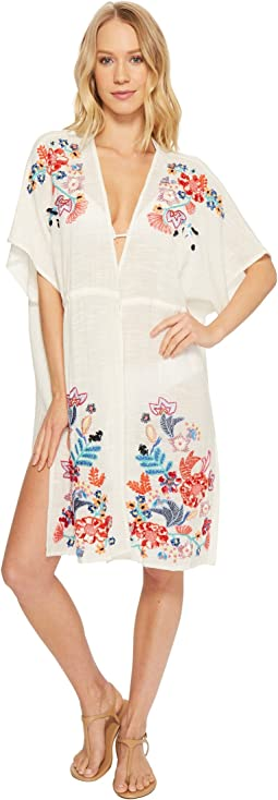 Echo Design - Wildflower Open Front Tunic