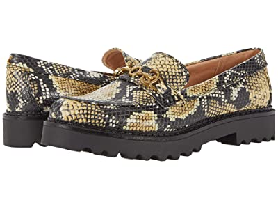 Circus by Sam Edelman Deana (Lemon Wash Multi Snake) Women