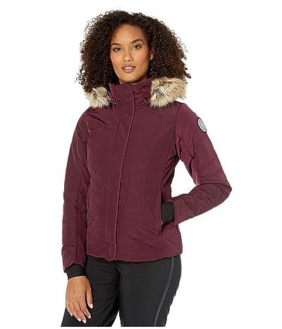 Obermeyer Tuscany II Jacket (Wine-Not) Women